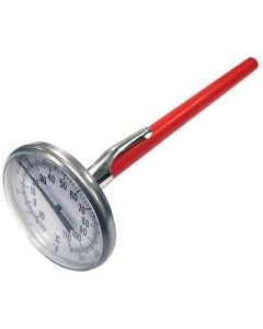 "Temperature Thermometer 1-3/4"" Dial"
